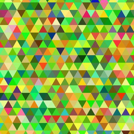 bright: Bright triangle background Illustration