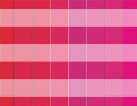 Magenta Square Pattern photo