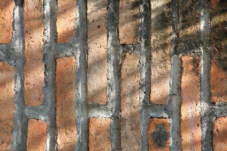 Brick structure Wall  Stok Fotoğraf