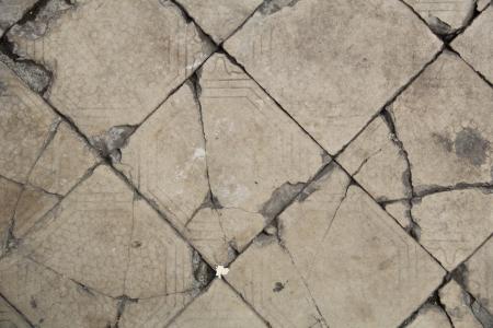 Broken Tile Shape photo