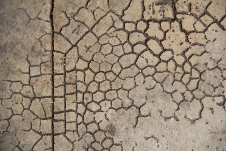 Broken Floor shape photo