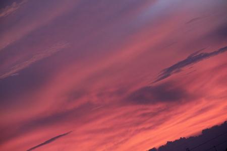 Sunset Cloud Sky 17 photo