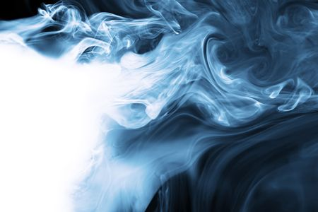 Realistic Smoke Stock Photo - 2597057