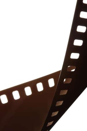 Film Strip Grenze  Standard-Bild - 2639466
