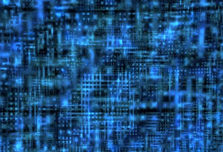 cool blue high-tech background Stock Photo - 2639576