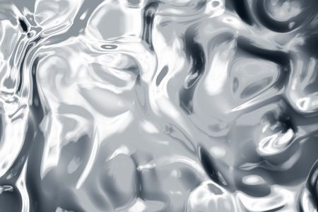 chrome: Liquid silver