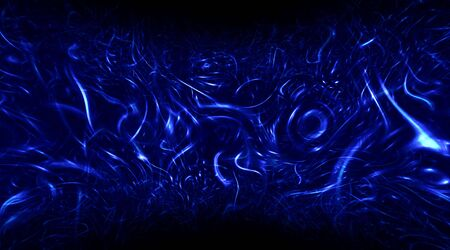 abstract blue background Stock Photo - 2667192