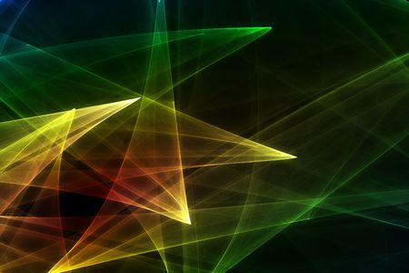 brightly: Brightly colored abstract background