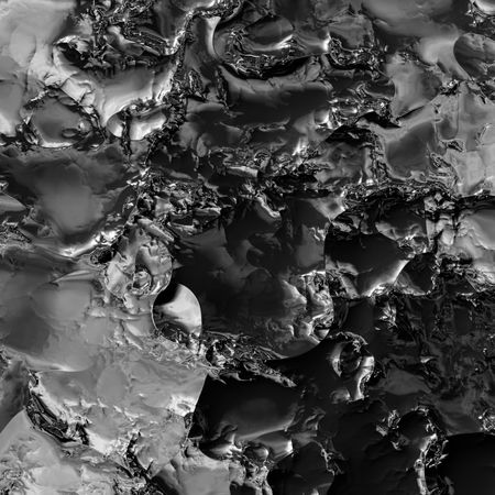 foil: metal foil abstract background Stock Photo