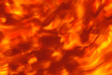 smooth: Fiery hot smooth background