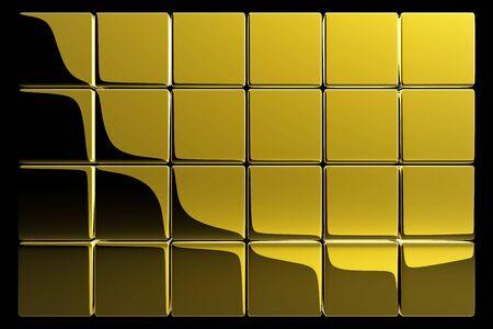 goldbars: Gold cubes