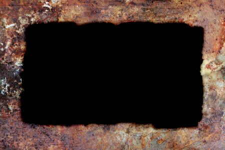 detailed grunge texture with blank space Stock Photo