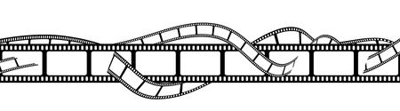 Film strip Stock Photo - 2940160