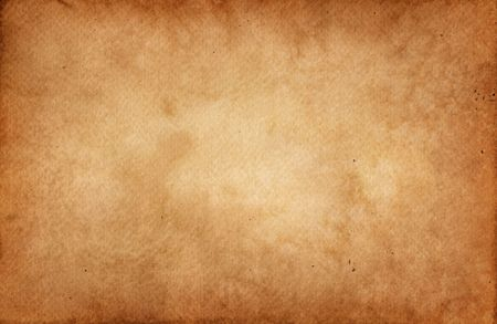 Old blank paper background