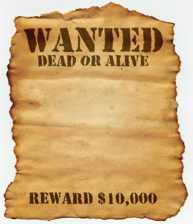 Wanted Dead or Alive photo