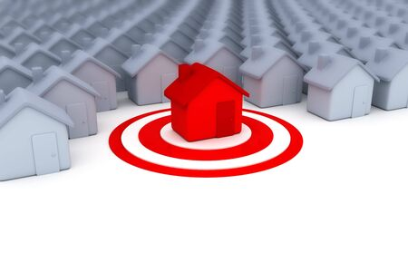 housing search: Target house
