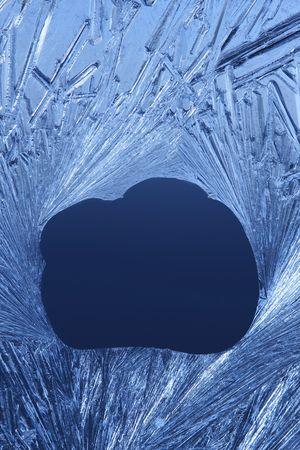 Frost Archivio Fotografico