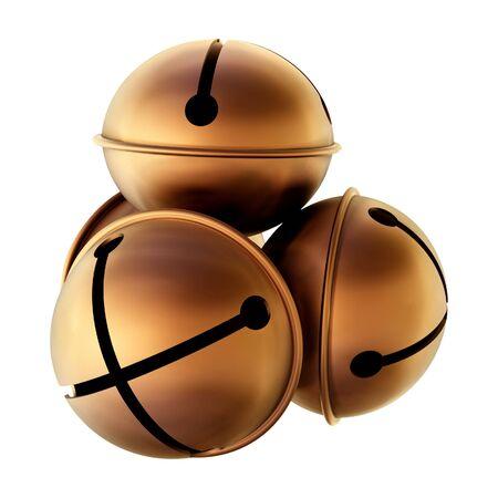 bell bronze bell: Campanas