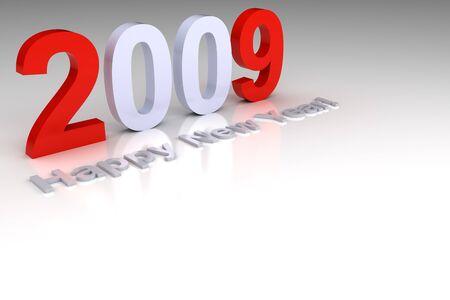 newyear: Happy New Year 2009