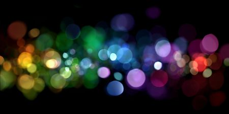 Abstract lights Stock Photo - 4791816