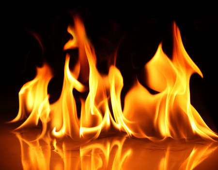 Fire 免版税图像