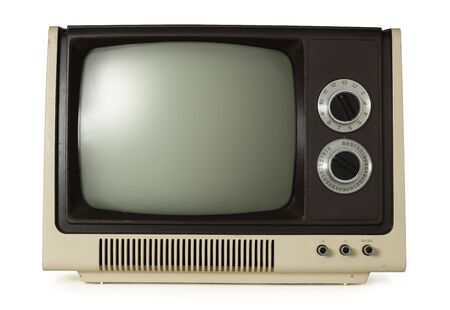 Old TV Stock Photo - 5054776