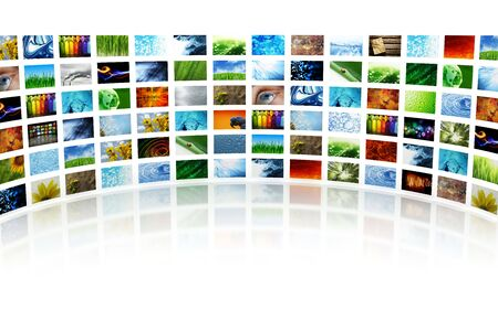 Collection of images Stock Photo - 5054774