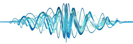 Abstract wave Stock Photo - 5871782