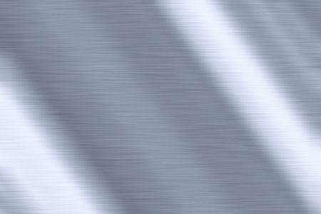Shiny metal background photo