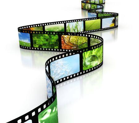 Film met beelden