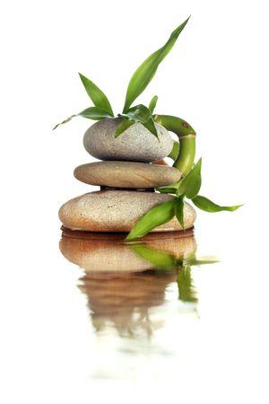 piedras zen: Piedras de Zen Foto de archivo