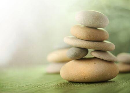 balanza: Rocalla  Foto de archivo