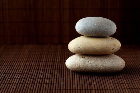 Stacked stones Reklamní fotografie