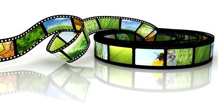 画像と映画