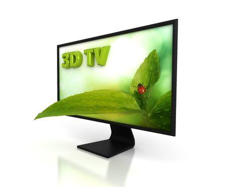 hdtv: 3D TV