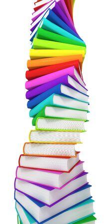 Toren van boeken