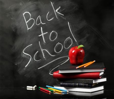 Back to school Stock Photo - 7492635