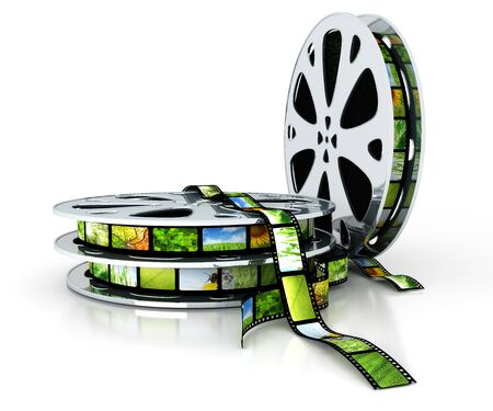 film industry: Film with images