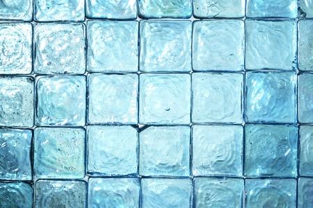 ガラスの背景