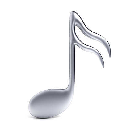 Music note photo