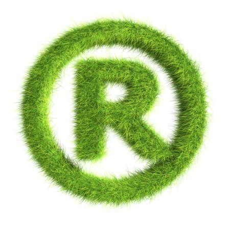 trademark: Grass registered trademark symbol