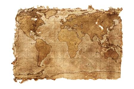 schatkaart: Kaart