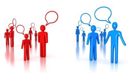 talking: People Talking