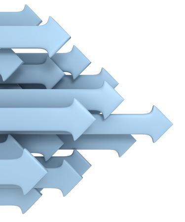flechas: Grupo de flechas