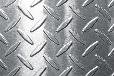 Shiny diamond plate background Stock Photo - 10182822