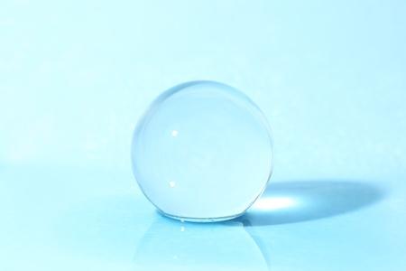 Crystal ball Banco de Imagens