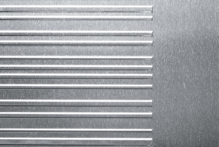 Abstract metal background Stock Photo - 10229403