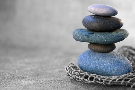 Stacked stones 版權商用圖片