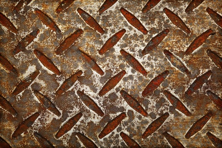 rusty background: Rust texture