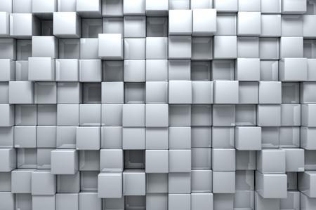 Silver boxes Zdjęcie Seryjne